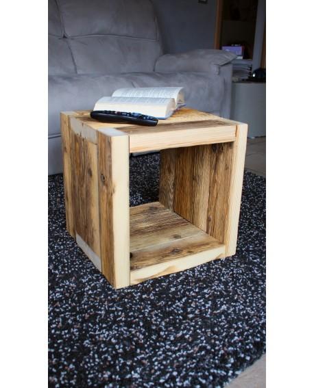 Cubo in legno Vecchio
