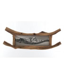 Quadro Monte Bianco 148x55x4,5