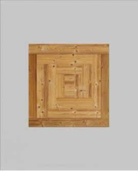 La Comparsa quadrata riquadro unico